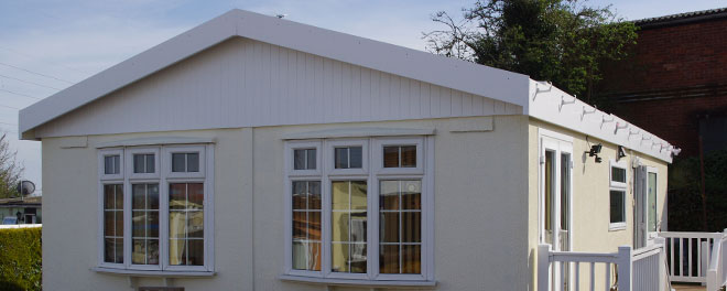 Park Home Refurbishment from SH Caravans