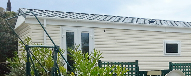 Static Holiday Home projects from SH Caravans